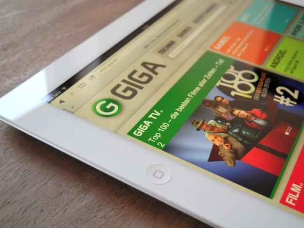 Apple verlangt von seinen Resellern dreimal mehr Fläche für das iPad