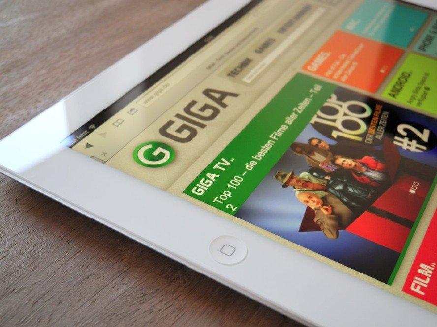 DigiTimes: Verbessertes neues iPad mit nur einer LED-Leiste