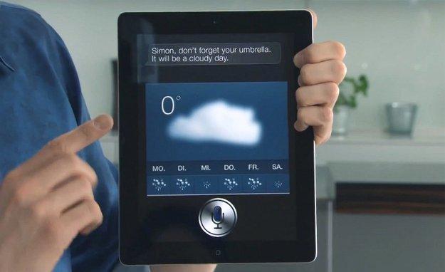 Zauberei: iPad 3 mit Siri, Super-Zoom und Freibier