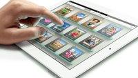 Apple muss auf Website sagen, dass Samsung nicht vom iPad kopiert hat