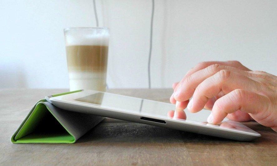 Textbearbeitung auf dem iPad: Konzept-Video zeigt wie es besser sein könnte