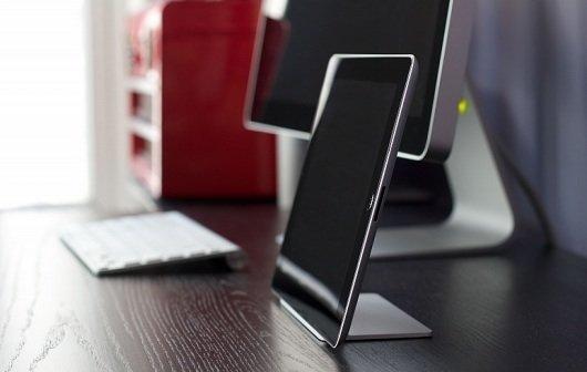 Ten One Design Magnus: edler iPad-Ständer für das Querformat