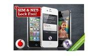 Das iPhone 4S ohne SIM-Lock mit Vodafone-Vertrag für 9,95 statt 299,89 Euro bei Groupon
