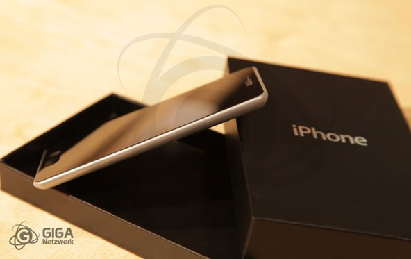 iPhone 5: Sieht so das 4-Zoll-Display aus?