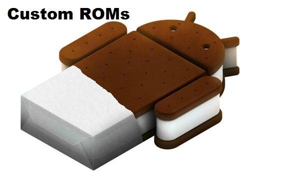 Android 4.0 Custom-ROM Liste: Diese Geräte haben bereits einen ICS-Port