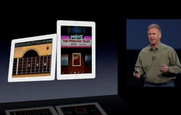 GarageBand, iMovie und iWorks-Apps: Updates ab sofort im App-Store verfügbar