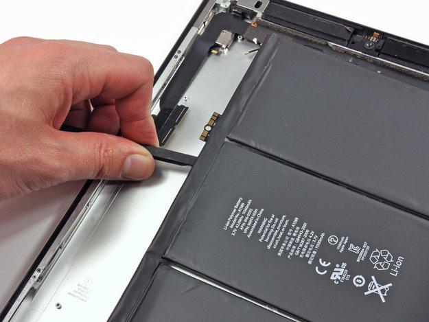 Neues iPad: Aufladen der Batterie dauert deutlich länger