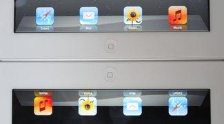 iPad 3 mit leichtem Farbstich