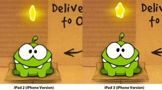 Neues iPad: Retina-iPhone-Apps laufen mit voller Auflösung
