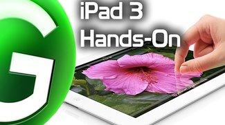 iPad 3: Hands-On-Video des neuen iPad