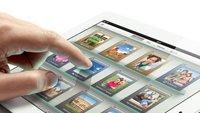 Neues iPad: Weiterhin Lieferschwierigkeiten beim Retina-Display