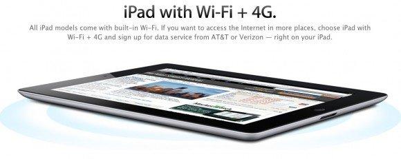 iPad 3 mit LTE