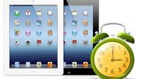 iPad-3-Verkaufsstart: Um 8 Uhr geht's los... (Update: Mitternachtsshopping und Liefermengen)