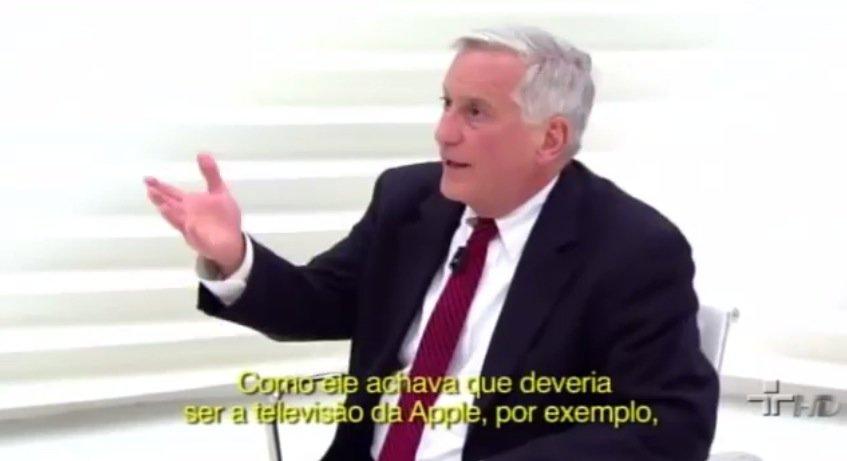 Steve-Jobs-Biograph Isaacson: Klare Andeutung bezüglich Apple-Fernseher