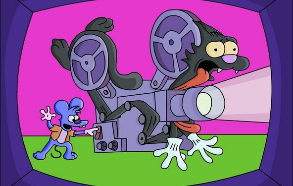 Die Simpsons - der Itchy & Scratchy-Supercut