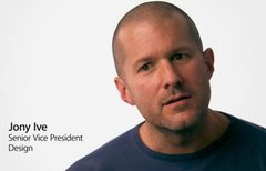 Jonathan Ive wird Chief Design...