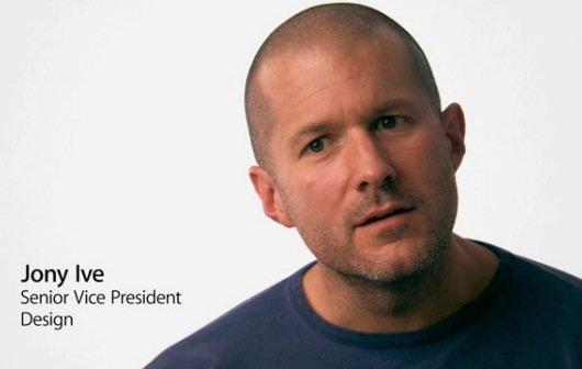 Jonathan Ive wird Chief Design Officer bei Apple