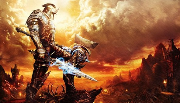 Kingdoms of Amalur - Reckoning: Legend of Dead Kel im Trailer