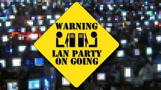 LAN-Party: So wichtig ist korrekte Körperhaltung