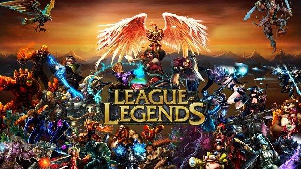 League Of Legends Sucht