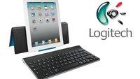 Logitech Keyboard: Und Ihr iPad wird zum Arbeitstier