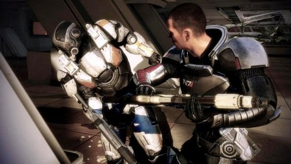 Mass Effect: Trilogy Compilation erscheint im November