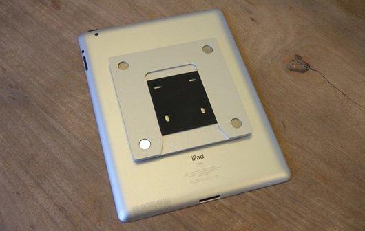 M duo magnet wandhalterung f r ipad 2 und ipad 3 giga - Wandhalterung fur tablet ...