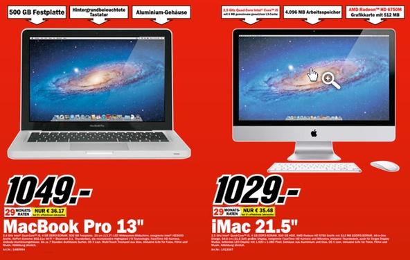 Karstadt Macbook Pro Angebot und Preis aus dem aktuellen Prospekt
