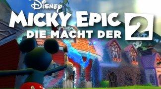 Micky Epic 2: Die Macht der 2 Vorschau - Keine Angst vor alten Toons