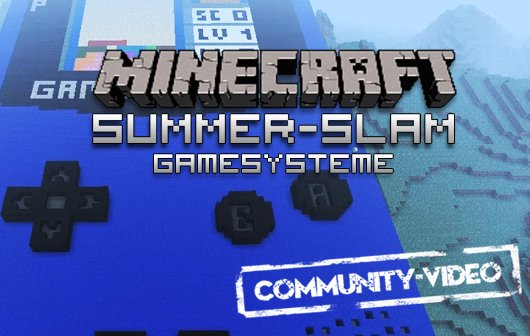 GIGA Minecraft - Gamesysteme