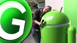 MWC 2012: Der Google Android Stand