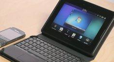 Blackberry: Mini-Keyboard verwandelt Playbook in Netbook