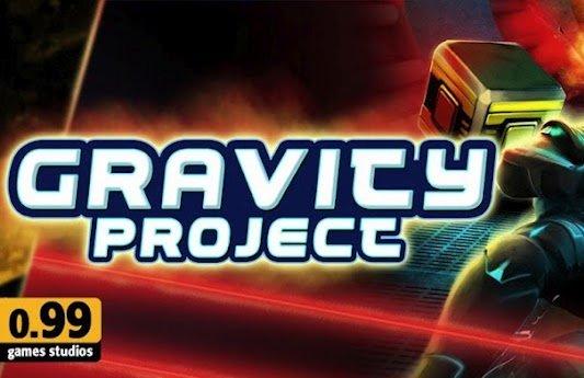 Gravity Project: Forderndes Geschicklichkeitsspiel