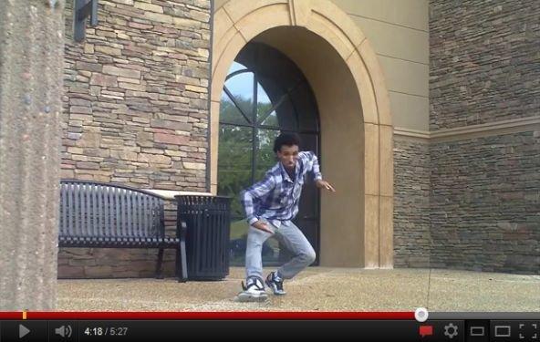 "Roboter-Tanz-Video zu ""Pumped Up Kicks"" (Foster The People, Butch Clancy Dubstep-Remix))"