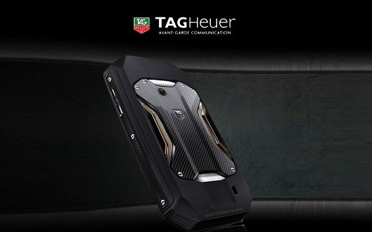 Tag Heuer Racer - Luxus-Smartphone für 2800 Euro