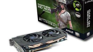 AMD Radeon HD 7770 und 7750: Drehzahlbegrenzung entfernt