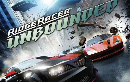 Ridge Racer Unbounded Test