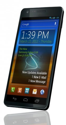 Samsung Galaxy S3 Pressebild - FAKE