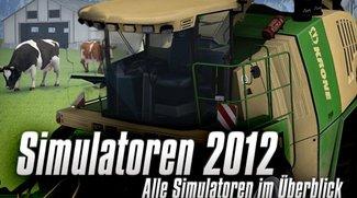 Simulator 2012 - Vom LWS 2013 bis zum THW 2012 - Alle Simulatoren im detaillierten Überblick