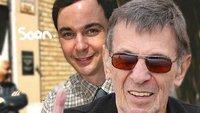 The Big Bang Theory - Gastauftritte von Stephen Hawking und Leonard Nimoy