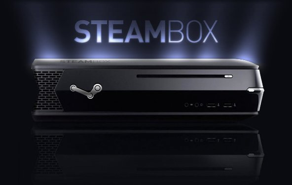 Steam Box - Baut Valve die Mutter aller Spielekonsolen?