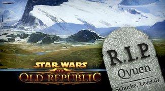 Star Wars: The Dead Republic – Warum ich niemals Level 50 erreichen werde