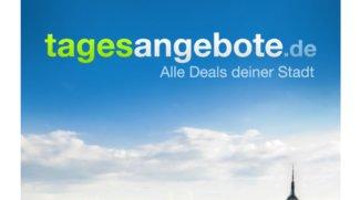 Tagesangebote.de - Praktische App für Deals in eurer Nähe