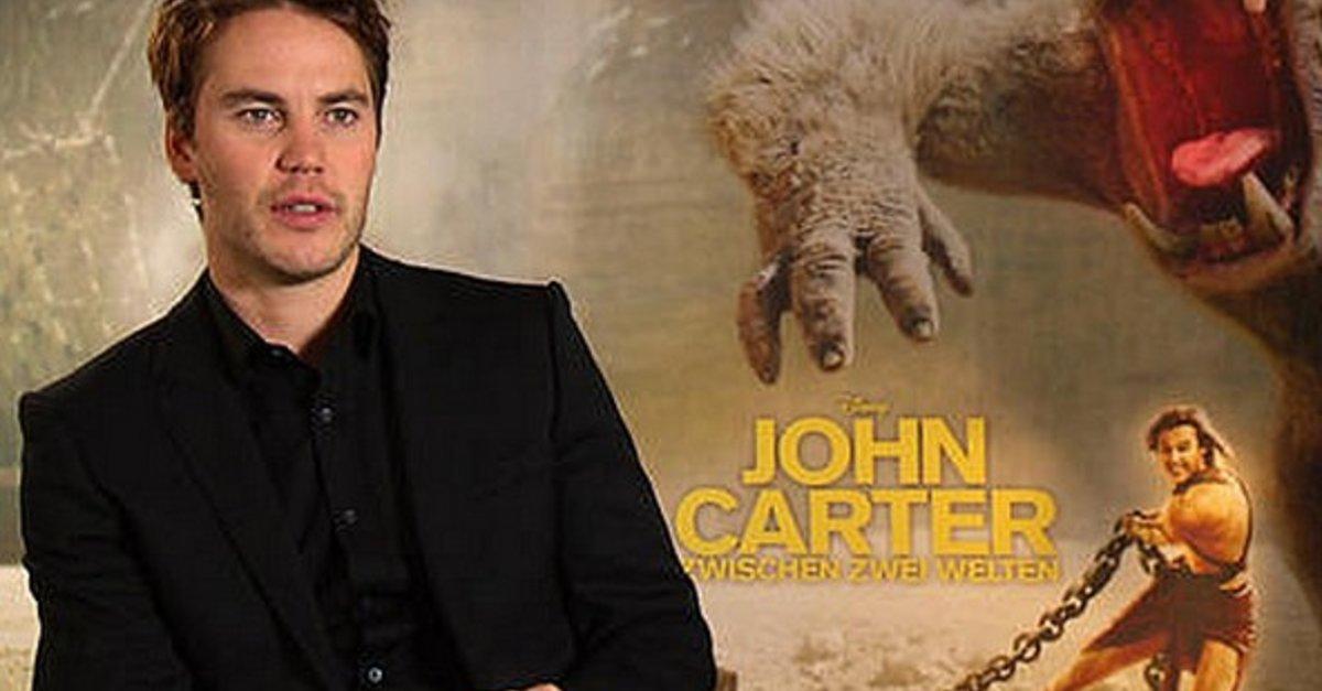 John Carter – Interview mit Taylor Kitsch – GIGA