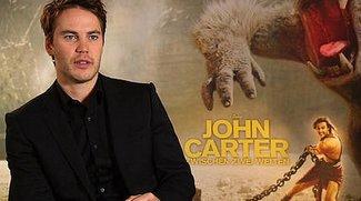 John Carter - Interview mit Taylor Kitsch