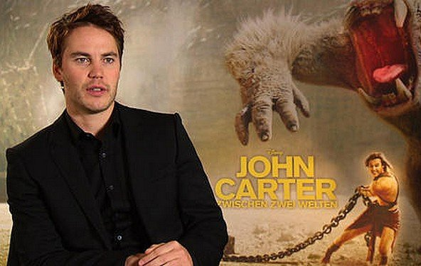 John Carter - Interview mit Taylor Kitsch