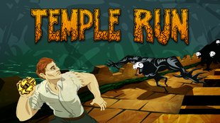 Temple Run: iPhone-Hit nun auch für Android