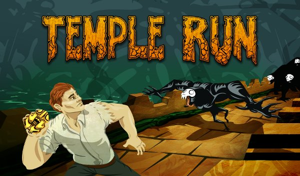 Temple Run: iPhone-Hit nun auch für Android