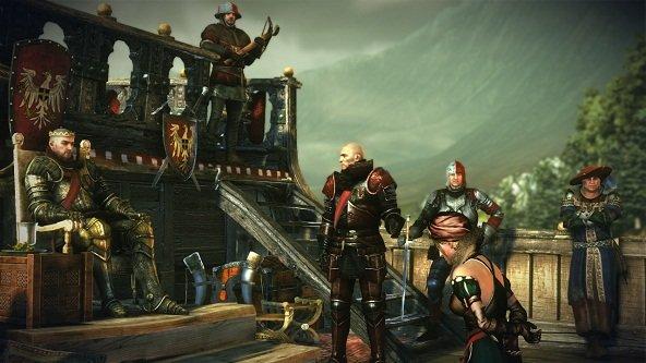 The Witcher 2: Zweites Entwicklertagebuch zur Xbox 360 Verison