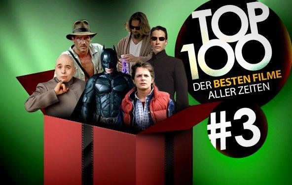 Top 100 - die besten Filme aller Zeiten - Teil 3